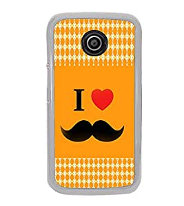 ifasho Designer Phone Back Case Cover Motorola Moto E2 :: Motorola Moto E Dual SIM (2nd Gen) :: Motorola Moto E 2nd Gen 3G XT1506 :: Motorola Moto E 2nd Gen 4G XT1521 ( Quotes on Mom Love Mother )