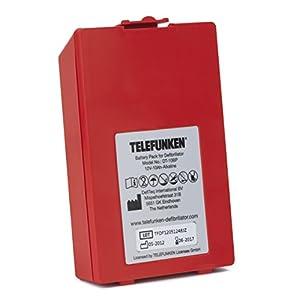 Telefunken 27301 Defibrillator Batterie-Pack