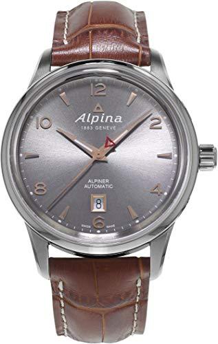 Alpina Geneve Alpiner Automatic AL-525VG4E6 Orologio automatico uomo Classico semplice