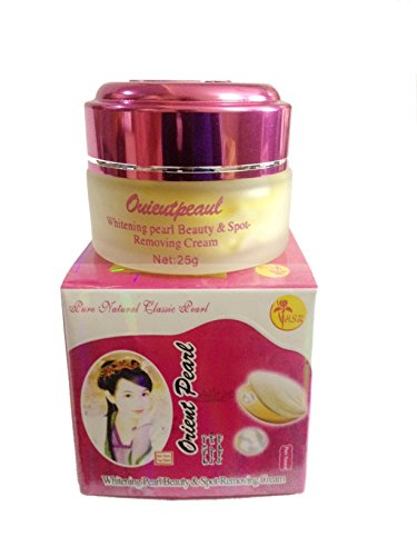 Whitening Pearl Beauty & Spot Removing Cream