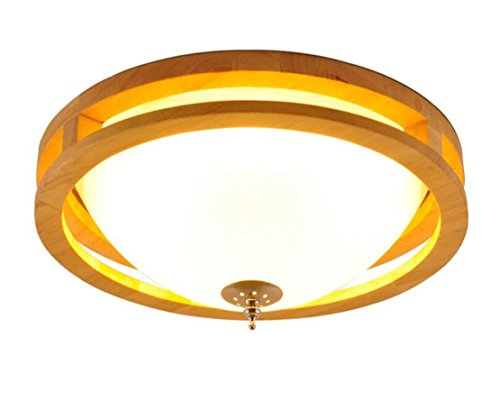 ceiling-light-round-glass-warm-white-light-led-ceiling-light-decking-oak-wood-rubber-protocols-beige