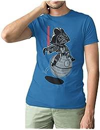 Camisetas La Colmena,154 - Bouncy Star - (by Fernando Sala Soler)