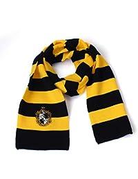 Me&U Harry Potter House Crest Scarf (Black)