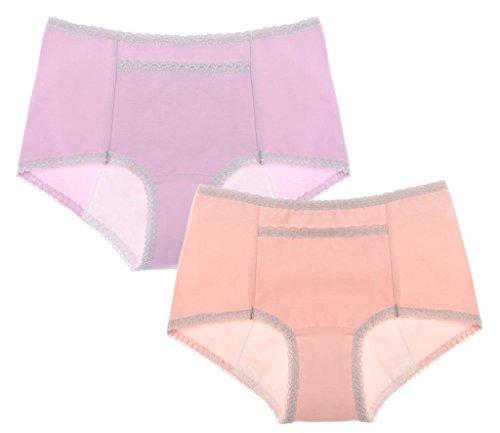 intimate-portal-damen-geheimagent-auslaufsicherer-sanitar-slip-2er-pack-xl-rosa-violett