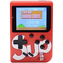 Smars SUP 400 in 1 Games Retro Game Box Console Handheld Game PAD (Battery Inclueded)