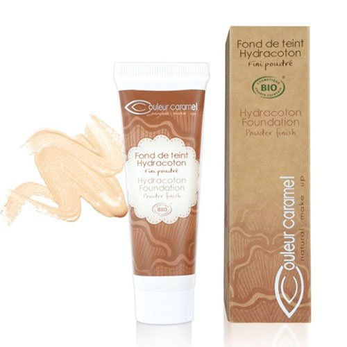 Couleur Caramel Fond De Teint Hydracoton Foundation Nº11