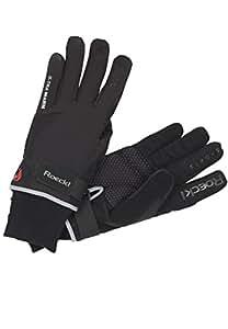 Roeckl Vreden Winter Handschuhe lang Extra warm schwarz: Größe: 6.5