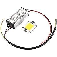 Chip LED 50W LED SMD chip integrato perline lampada ad alta potenza IP65 impermeabile driver di alimentazione AC 85 – 265 V DC36 V bianco