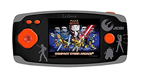 Lexibook JL2365SW Compact Cyber Arcade Star Wars Game Console With 150 Games