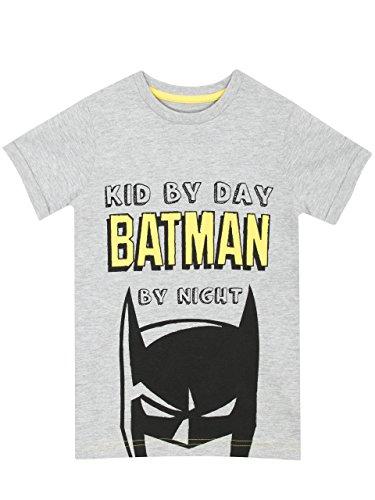 Batman maglietta a maniche corta per ragazzi - dc comics - 3-4 anni