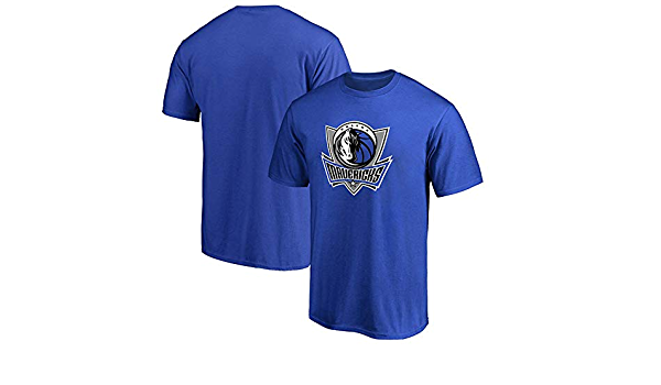 HUWAI T-Shirt Dallas Mavericks Luka Doncic Casual Sports Young Men Half Sleeve