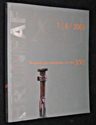Brussels Non European Art Fair 7,6,2006 XVI BRUNEAF