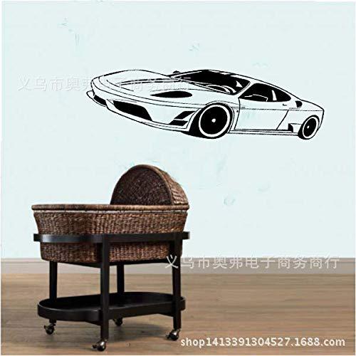 Wandaufkleber heimwerker auto styling wohnzimmer schlafzimmer arbeitszimmer wanddekoration 30X100 CM -