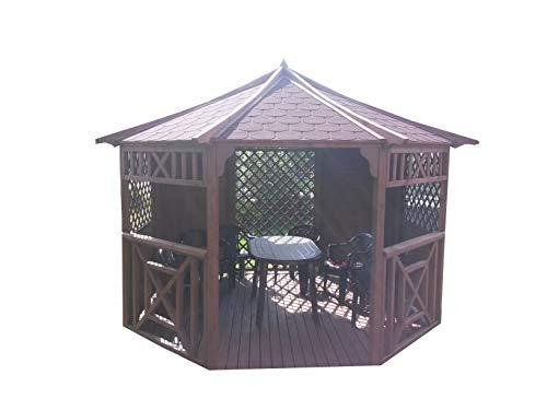 Holz Holz Pavillon