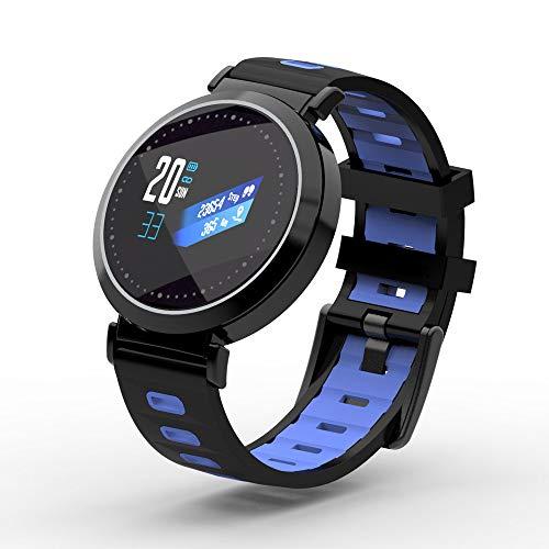 OPAKY Smart Armbanduhr Pulsuhr BT 4.0 Armband bunt für Kinder, Damen, Männer