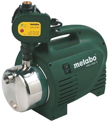 Metabo 0250400100 Hauswasserautomat HWA 4000 S von Metabo