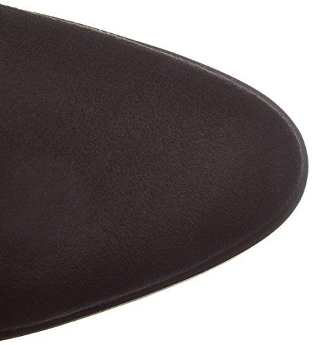 Jb Martin - Encre H17, Stivali Donna Noir (T Suede Stretch/Bloque Noir)