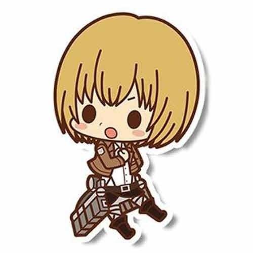 Rubber Strap Sammlung Kotobukiya Angriff auf Titan einen Artikel [Armin Arureruto] (Japan-Import)