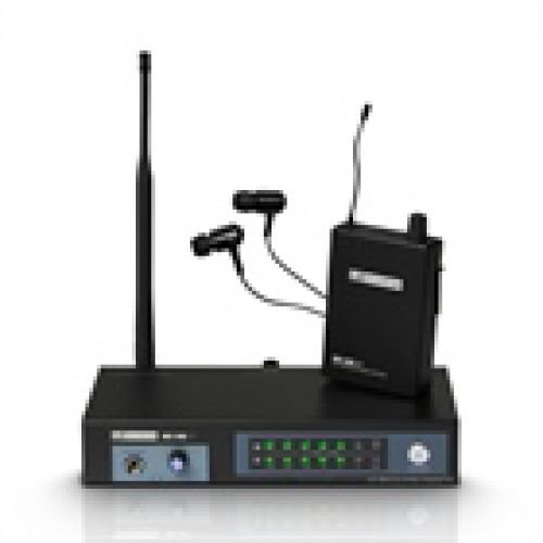 LD Systems LDMEIONE1 MEI One In-Ear Monitoring System drahtlos 863,700 MHz schwarz