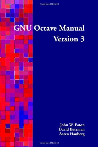 GNU Octave Manual Version 3