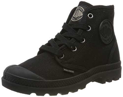 Palladium Us Pampa, Boots femme, Noir (315 Black), 38