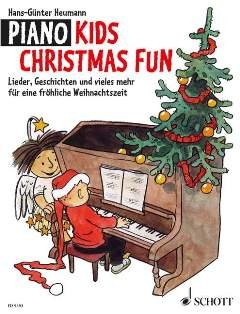 PIANO KIDS CHRISTMAS FUN - arrangiert für Klavier [Noten / Sheetmusic]