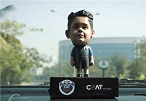 "CEAT ""Drive Safe Dad"" Talking Bobblehead"