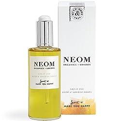 NEOM Organics Great Day Bath & Shower Drops 3.4 oz