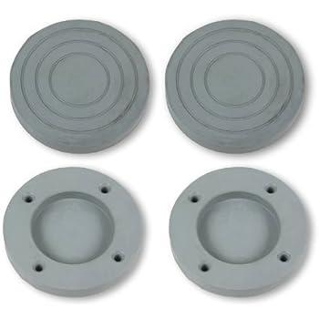 lg pied patin caoutchouc antid rapant anti vibration pour machine laver lave linge amazon. Black Bedroom Furniture Sets. Home Design Ideas
