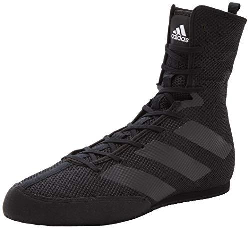 Adidas Box Hog 3, Unisex Adulto, Negro Black F99921, 44 EU
