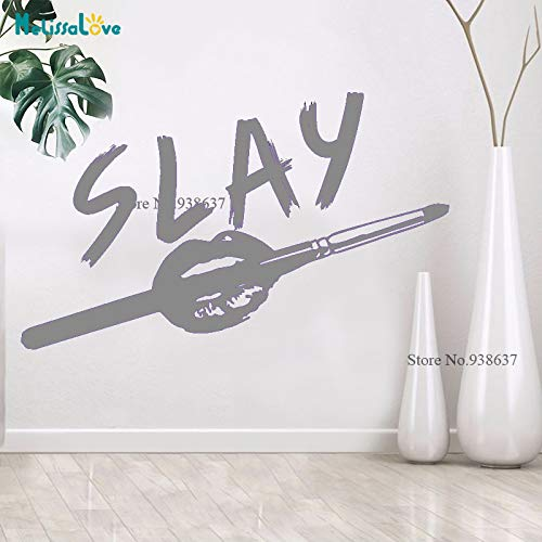 Slay Lip Make-up Pinsel Kreative Cooles Design