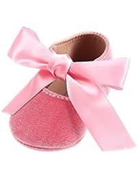Kxnet Sandali Bambine Rosa rosa 40 2/3 EU, Bianco (Pink), 42 2/3 EU