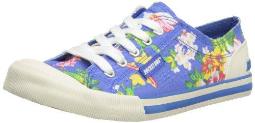 Rocket Dog  Jazzin,  Damen Sneaker Blue Opa