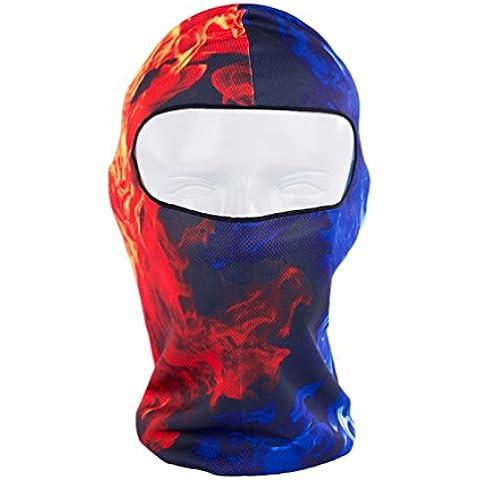 YiJee All'aperto Sport Ciclismo Maschera Multifunzione Protezione Solare Cappello Asciugatura Veloce