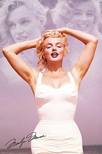 empireposter - Monroe, Marilyn - Collage - Größe (cm), ca. 61x91,5 - Poster, NEU - -