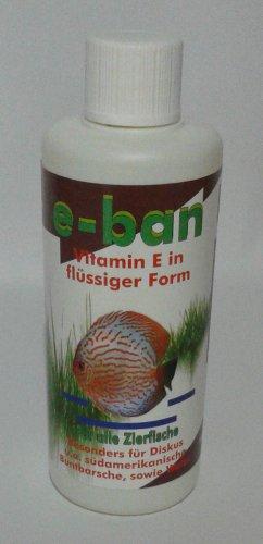 Vitamin E speziell für Diskus 100ml e-ban
