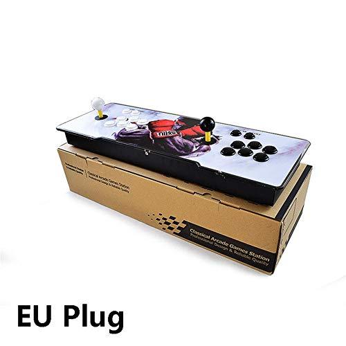 1388 in 1 Pandoras Box 6s Retro Videospiele Doppelstock Arcade-Konsole Licht