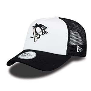 New Era Pittsburgh Penguins Hockey Trucker NHL Cap