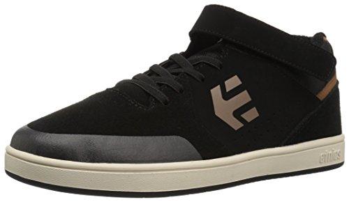 Etnies Kids Marana MT, Unisex-Kinder Skateboardschuhe, Schwarz (Black/Brown), 31 EU (12 UK) (Schuhe Kids Etnies Mädchen)