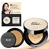 Clio Kill Cover Liquid Founwear Ampoule Cushion Spf50+/Pa+++ Refill Included/100% Authentic Korea Cosmetic (#4 Bo Ginger)