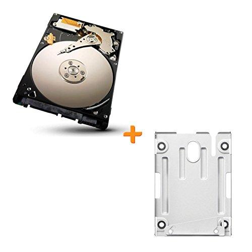Sony PlayStation 3 PS3 Festplatte Kit Inc Halterung Caddy Cradle Super Slim mit HDD - sind Montagewinkel und Festplatte - Festplatte für PS3 Super Slim (12GB, CECH-4004A) - Exklusiv von Bipra Begrenzte mit 1 Jahr Garantie (500GB FBA)
