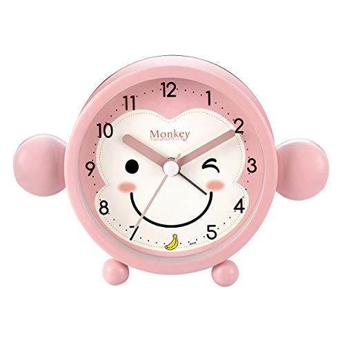 PINGHE Despertador, Despertador Infantil Despertador