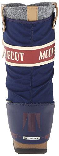 Original Tecnica Moonboot W.E. MONACO Alle Modelle Blau