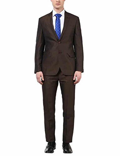 Park Avenue Brown Suit