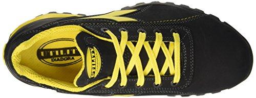 Diadora Glove II Low S3 HRO, Scarpe da Lavoro Unisex-Adulto Nero