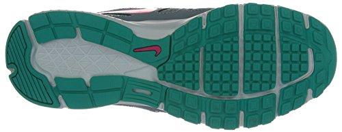 Nike Revolution 2 Gs Calzature, Grigio/Blu/Rosa/Bianco, 35.5 Grigio / Blu / Rosa / Bianco