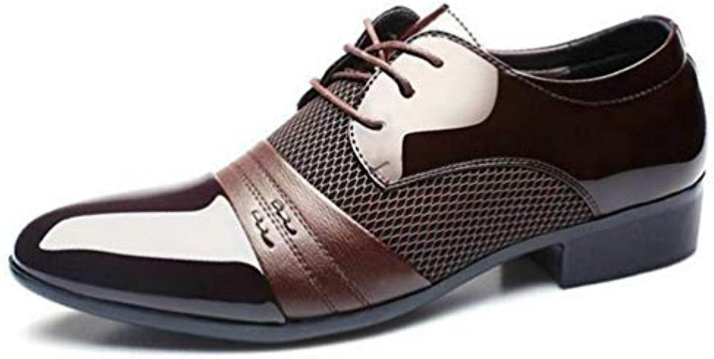 la qianliuk chaussures hommes hommes hommes la robe banquet de mariée de chaussures chaussures confortables respirable banquet robe de fête... bffa51