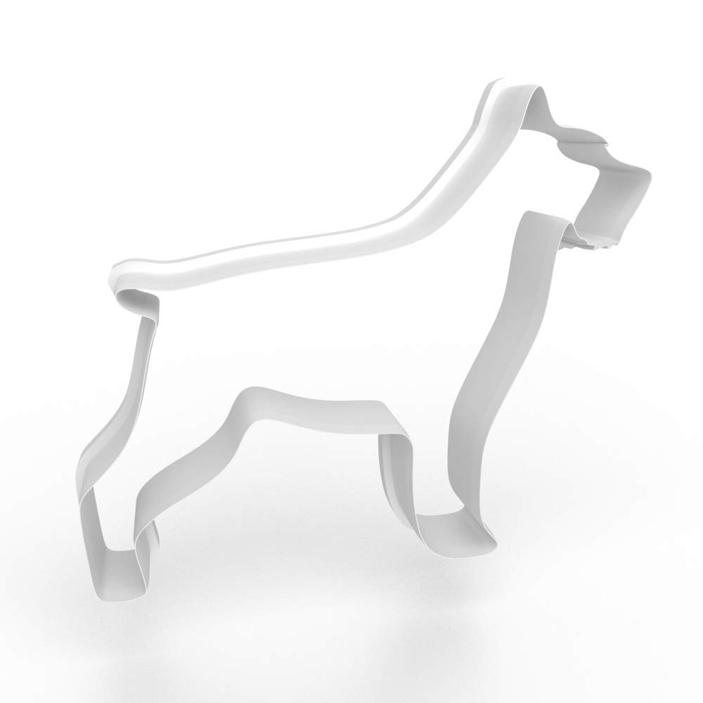 Airdale Terrier Dog Cookie Cutter (Set of 3)