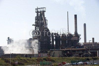 leinwand-bild-50-x-30-cm-steelworks-coke-blast-furnace-port-talbot-south-wales-uk-bild-auf-leinwand