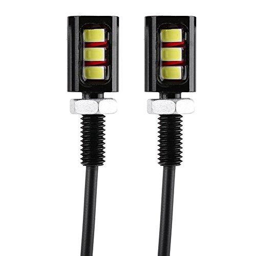 Luz iluminacion portamatriculas 4 Leds Modelo Mig 4646N PUIG